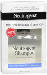 Neutrogena Anti-Residue Shampoo - 6 OZ