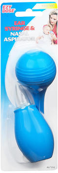Ezy-Dose Ear Syringe and Nasal Aspirator - 1 EA