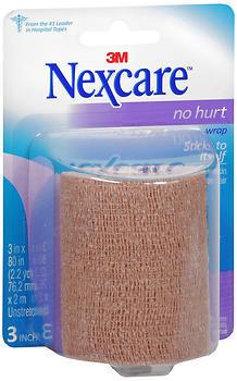 Nexcare No Hurt Wrap - 1 EA
