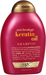 OGX Anti-Breakage Keratin Oil Shampoo - 13 OZ