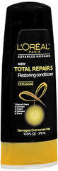 L'Oreal Advanced Haircare Total Repair 5 Restoring Conditioner - 12.6 OZ