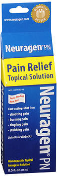 NEURAGEN PN Pain Relief Topical Solution - 0.5 OZ