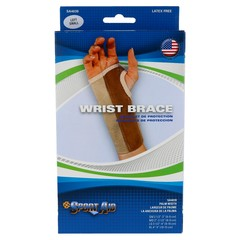 Sport Aid Wrist Brace SM/Left - 1 EA