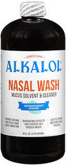 ALKALOL NASAL WASH LIQUID - 16OZ