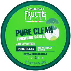 Garnier Fructis Style Pure Clean Finishing Paste - 2 OZ