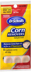 Dr. Scholl's Corn Removers Cushions & Medicated Disks - 1 EA