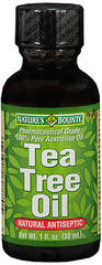 Nature's Bounty Tea Tree Oil - 1 OZ