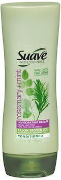 Suave Professionals Invigorating Clean Conditioner Rosemary + Mint - 12.6 OZ