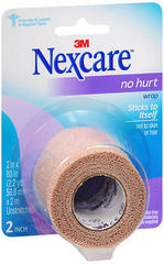 Nexcare No Hurt Wrap 2 in x 80 in - 1 EA