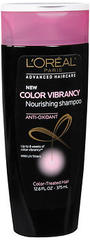 L'Oreal Color Vibrancy Nourishing Shampoo - 12.6 OZ