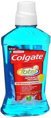 Colgate Total Advanced Pro-Shield Mouthwash Peppermint Blast - 1 EA
