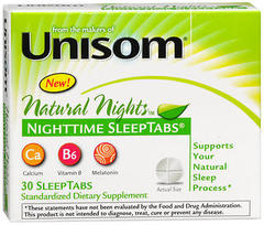 Natural Nights Nighttime SleepTabs - 30 TAB