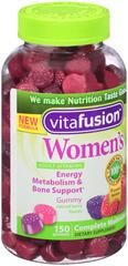 Vitafusion Women's Gummies Mixed Berries - 150 EA