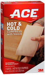 ACE Hot & Cold Compress with Sleeve - 1 EA