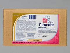 Neocate Infant DHA/ARA Formula 400GM [Case of 4]