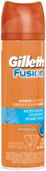 Gillette Fusion HydraGel Shave Gel Moisturizing - 7 OZ