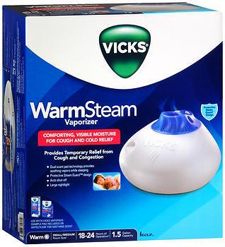 Vicks Warm Steam Vaporizer V150SGN - 1 EA