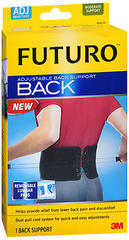 FUTURO Adjustable Back Support - 1 EA