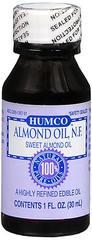 Humco Almond Oil N.F - 1 OZ