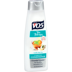 VO5 Tea Therapy Clarifying Conditioner Vanilla Mint Tea - 12.5 OZ