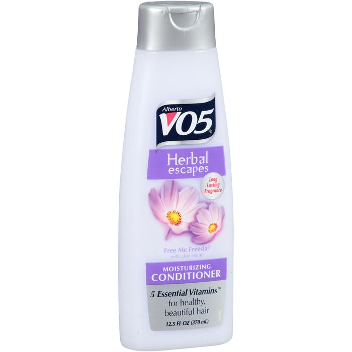 VO5 Herbal Escapes Moisturizing Conditioner Free Me Freesia - 12.5 OZ