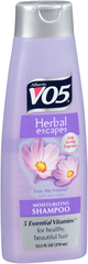 VO5 Herbal Escapes Moisturizing Shampoo Free Me Freesia - 12.5 OZ