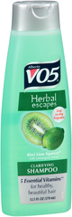 VO5 Herbal Escapes Clarifying Shampoo Kiwi Lime Squeeze - 12.5 OZ