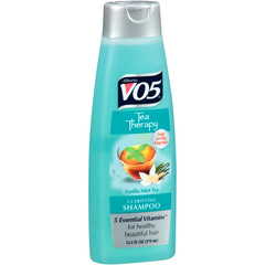 VO5 Tea Therapy Clarifying Shampoo Vanilla Mint Tea - 12.5 OZ