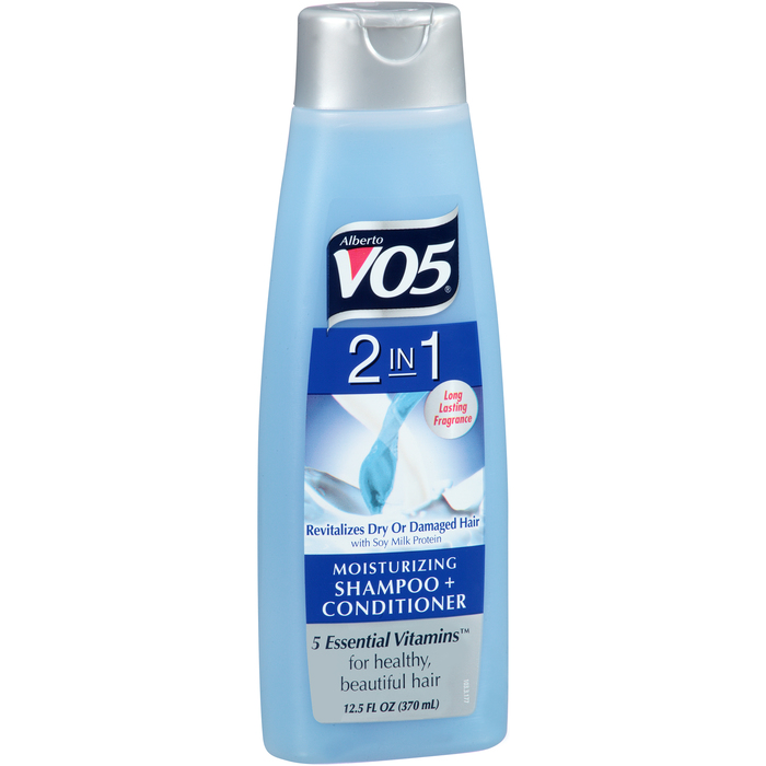 VO5 2 in 1 Moisturizing Shampoo + Conditioner - 12.5 OZ