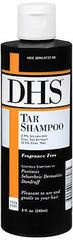 DHS Tar Shampoo - 8 OZ