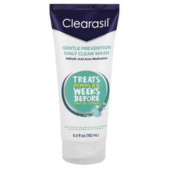Clearasil Daily Clear Oil-Free Daily Face Wash - 6.5 OZ
