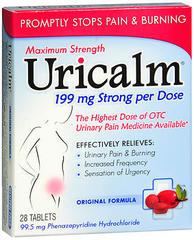 Uricalm Original Formula Tablets - 28 TAB