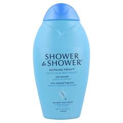 SHOWER TO SHOWER Absorbent Body Powder Morning Fresh - 8 OZ