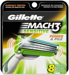 GIL MACH3 CART SENS 8
