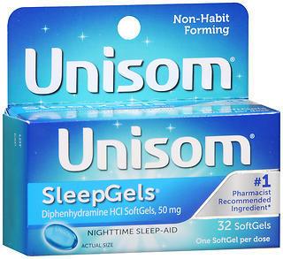 Unisom SleepGels - 32 CAP