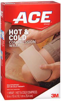 Ace Hot & Cold Compression Wrap - 1 EA