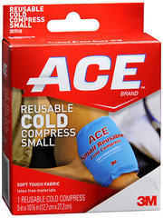 ACE Reusable Cold Compress Small - 1 EA