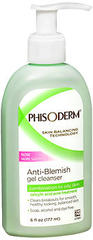 pHisoderm Anti-Blemish Gel Cleanser - 6 OZ