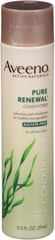 AVEENO Active Naturals Pure Renewal Conditioner - 10.5 OZ