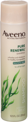 AVEENO Active Naturals Pure Renewal Shampoo - 10.5 OZ