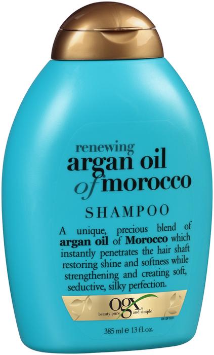 OGX Renewing Shampoo Moroccan Argan Oil - 13 OZ
