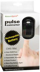 NatureSpirit Pulse Oximeter CMS-50d - 1 EA