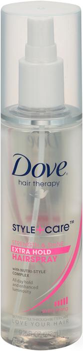 Dove Style+Care Hairspray Strength & Shine - 9.25 OZ