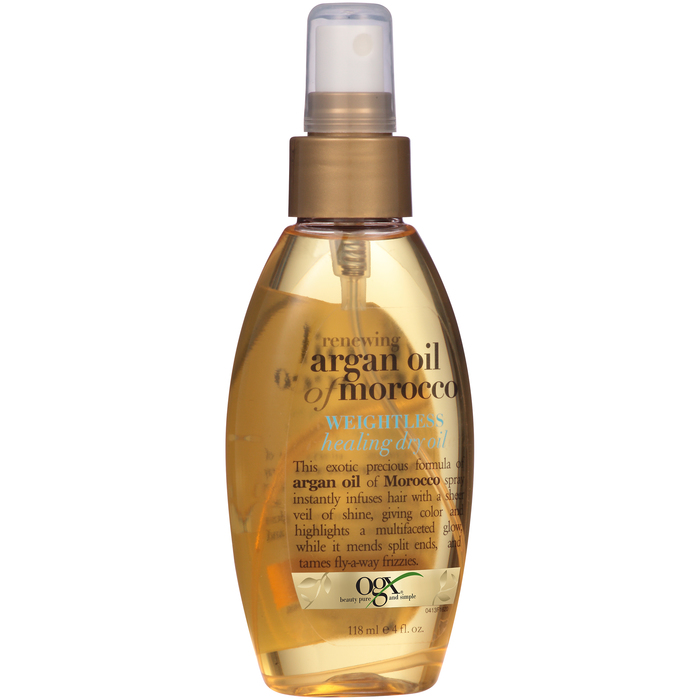 OGX Moroccan Argan Oil Weightless Healing Dry Oil - 4 OZ