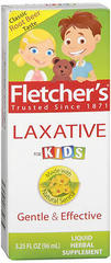 Fletcher's Laxative for Kids Liquid Herbal Supplement - 3.25 OZ