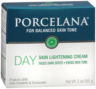Porcelana Skin Lightening Cream Day - 3 OZ