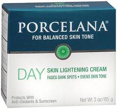 Porcelana Skin Lightening Cream Day - 3 OZ