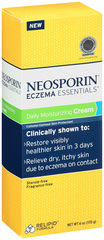 Neosporin Eczema Essentials Daily Moisturizing Cream - 6 OZ