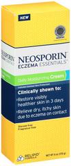 Neosporin Eczema Essentials Daily Moisturizing Cream - 6 OZ