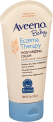 AVEENO Baby Eczema Therapy Moisturizing Cream - 5 OZ